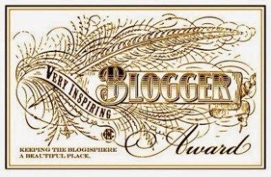 Very Inspiring Blogger AwardNomination