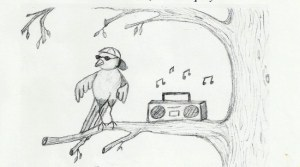 jack the bird