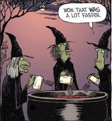 how to know if your a witch test