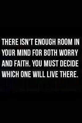 Placing Faith