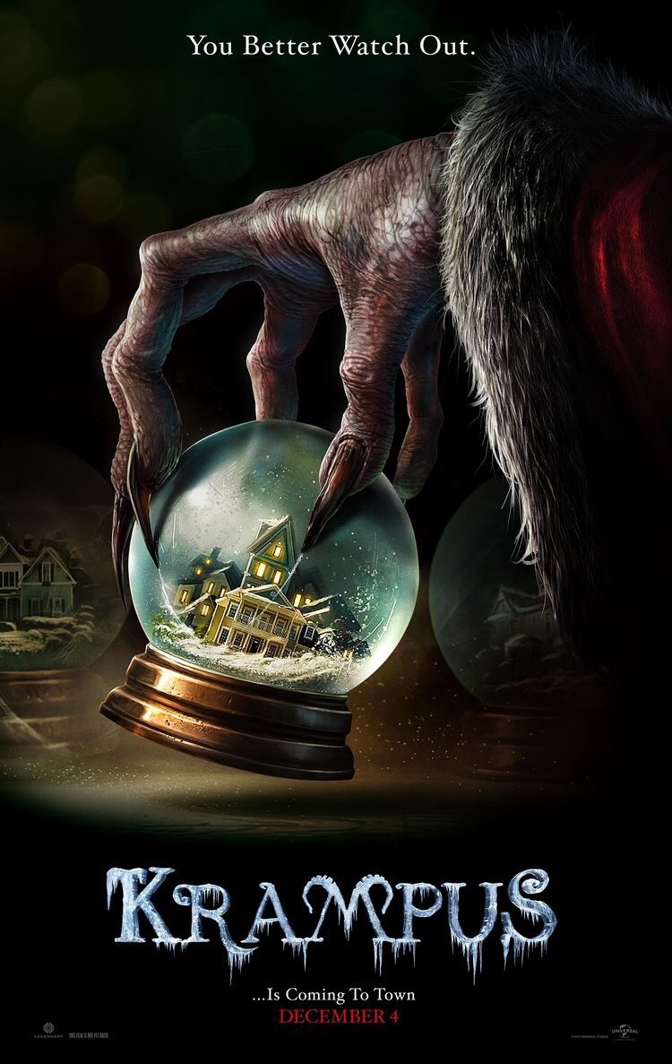 Slay Bells: Sort of a Review ofKrampus