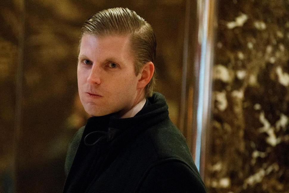 I Am A Nonperson … So Are You … Just Ask Eric Trump
