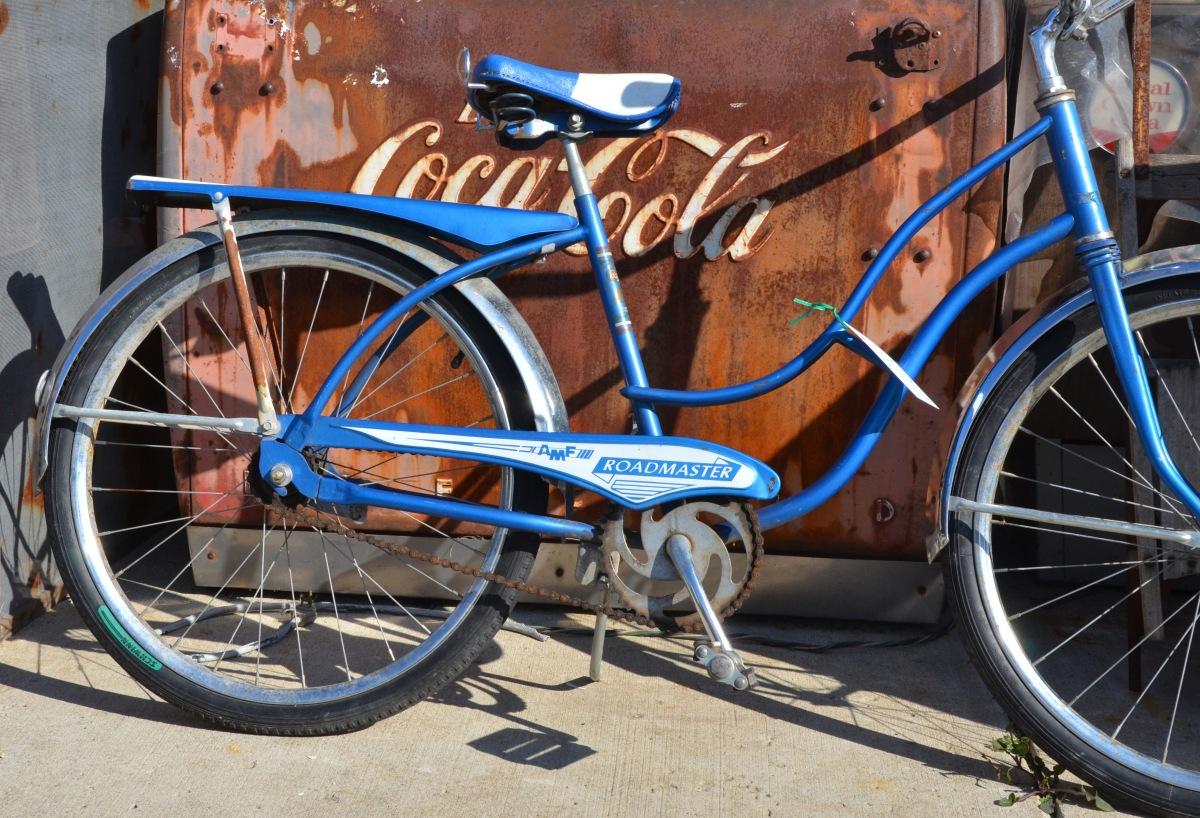 The Bluest Bike