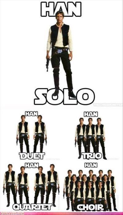 Solo, Solo