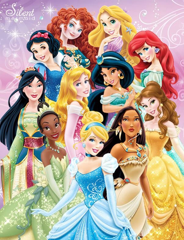 Disney Princess Trivia