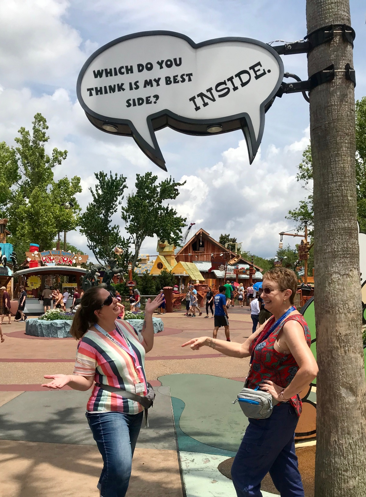 Photos from Girls' Day at UniversalStudios