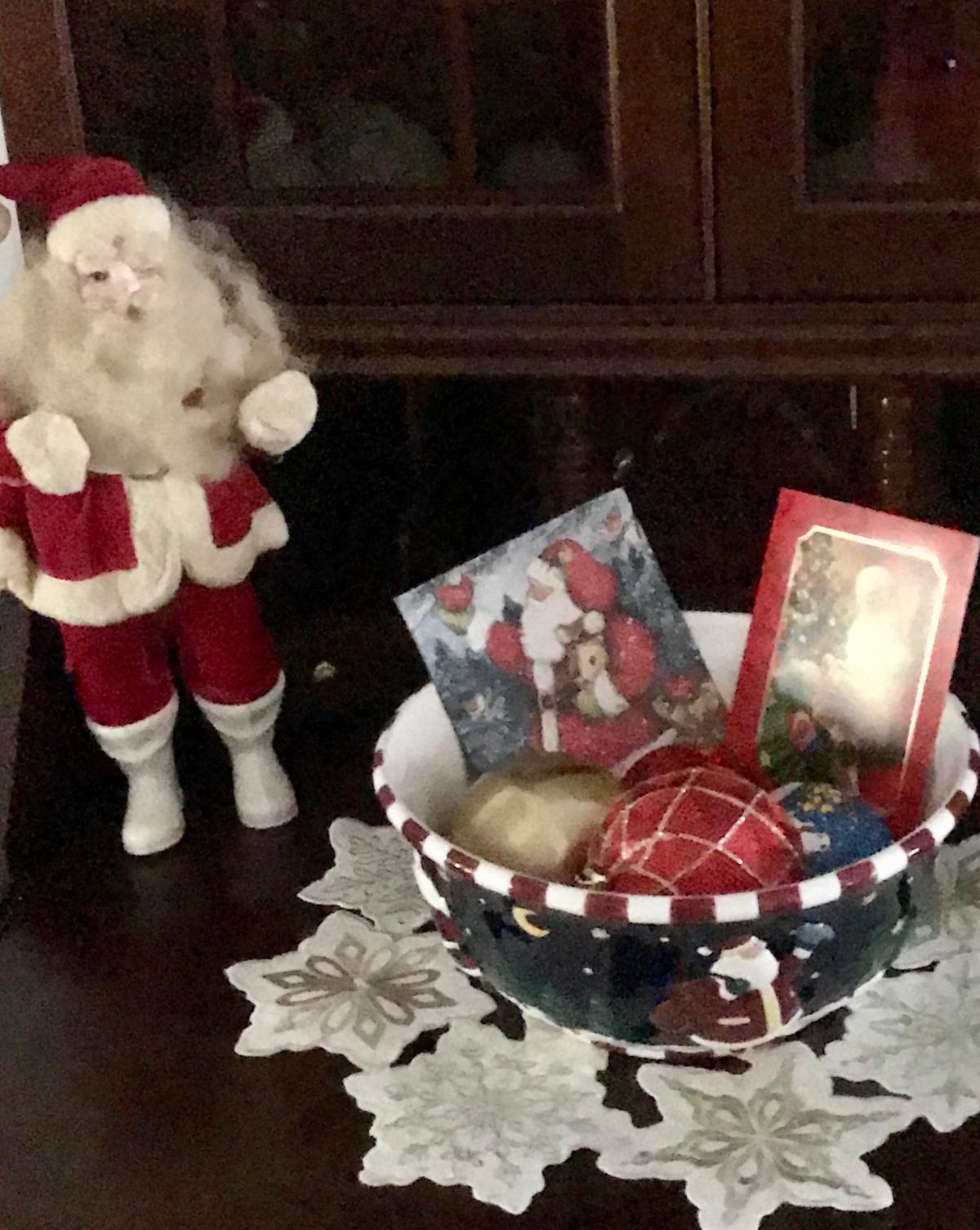 Christmas Decor at DorightManor